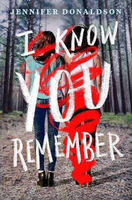 Cover of I Know You Remember - Jennifer Donaldson - 9781595148551