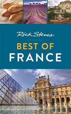 Cover of Rick Steves Best of France (Third Edition) - Rick Steves - 9781641711098