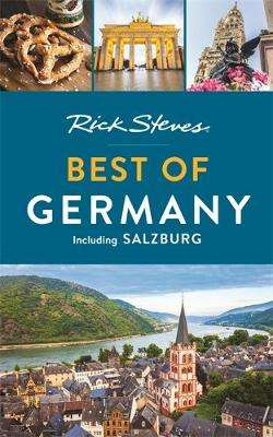 Cover of Rick Steves Best of Germany (Third Edition): With Salzburg - Rick Steves - 9781641711128