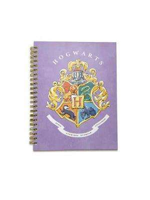 Cover of Harry Potter Spiral Notebook - Insight Editions - 9781647220143