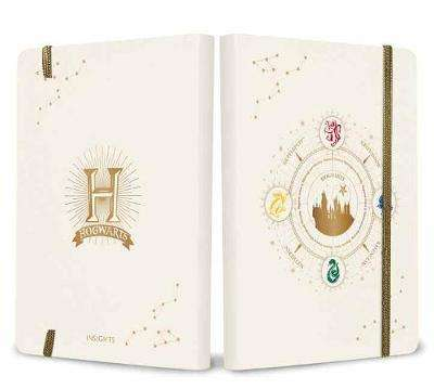 Cover of Harry Potter: Hogwarts Constellation Softcover Notebook - Insight Editions - 9781647220631