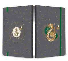 Cover of Harry Potter: Slytherin Constellation Softcover Notebook - Insight Editions - 9781647220662