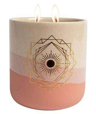Cover of Gratitude Scented Ceramic Candle (11 oz.) - Insight Editions - 9781682986387