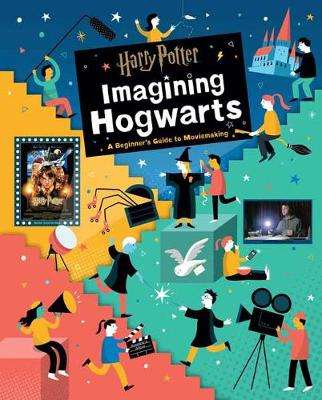 Cover of Harry Potter: Imagining Hogwarts - Bryan Michael Stoller - 9781683833994
