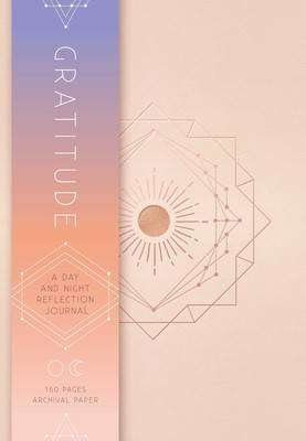 Cover of Gratitude: A Day and Night Reflection Journal - Insight Editions - 9781683835509