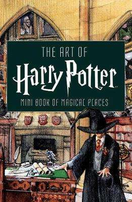 Cover of Art of Harry Potter: Mini Book of Magical Places - Insight Editions - 9781683837510
