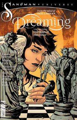 Cover of Dreaming Volume 3: One Magical Moment - Simon Spurrier - 9781779502834