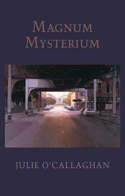 Cover of Magnum Mysterium - Julie O'Callaghan - 9781780375144