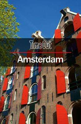 Cover of Time Out Amsterdam City Guide: Travel Guide with Pull-out Map - Time Out - 9781780592800