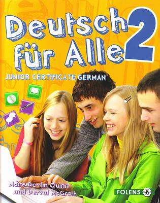 Cover of Deutsch Fur Alle 2 - Maire Devlin Quinn & Derval McGrath - 9781780900582