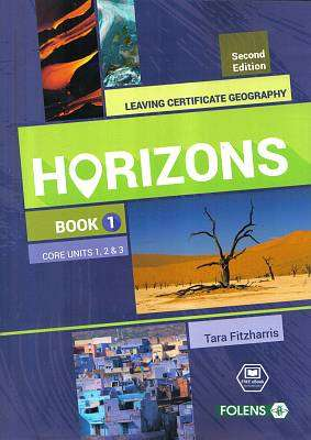 Cover of Horizons Book 1 Core Units 1 , 2 & 3 - 2nd Edition - Tara Fitzharris - 9781780906348