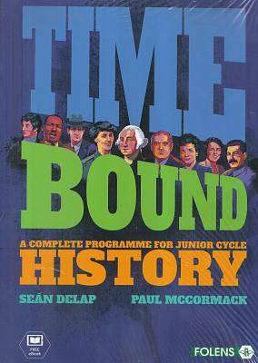 Cover of Timebound (Textbook & Workbook) - 9781780909998