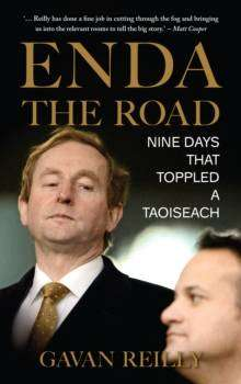Cover of Enda the Road - Gavan Reilly - 9781781176559