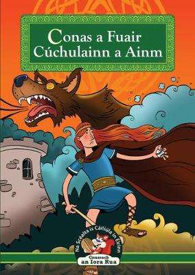 Cover of Mar a Fuair Cuchulainn a Ainm: How Cuchulainn Got His Name (in Irish) - Ann Carroll - 9781781997840