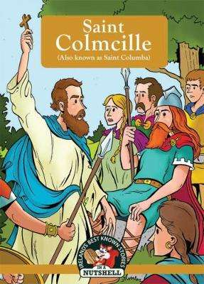 Cover of Saint Colmcille Heroes - Rod Smith - 9781781998434
