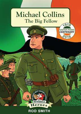 Cover of Michael Collins - Rod Smith - 9781781998755