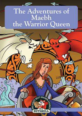Cover of The Adventures of Maebh the Warrior Queen - Ann Carroll - 9781781999981