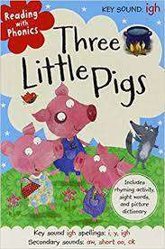 Cover of Three Little Pigs - Thomas Nelson - 9781782357551