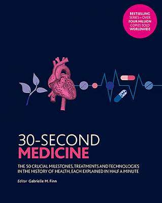 Cover of 30-Second Medicine - Gabrielle M. Finn - 9781782409328