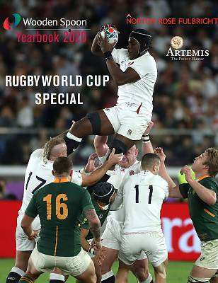 Cover of Rugby World Yearbook 2020: The Wooden Spoon - Ian Robertson - 9781782816256