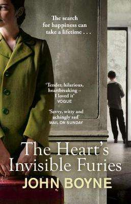 Cover of The Heart's Invisible Furies - John Boyne - 9781784161002