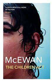 Cover of The Children Act - Ian McEwan - 9781784705572
