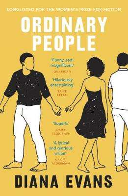 Cover of Ordinary People - Diana Evans - 9781784707248