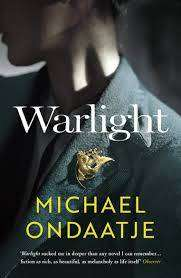 Cover of Warlight - Michael Ondaatje - 9781784708344