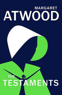 Cover of The Testaments - Margaret Atwood - 9781784742324
