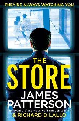 Cover of The Store - James Patterson - 9781784753818
