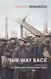 Cover of The Way Back - Erich Maria Remarque - 9781784875268
