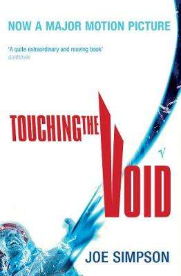 Cover of Touching The Void: Vintage Voyages - Joe Simpson - 9781784875374
