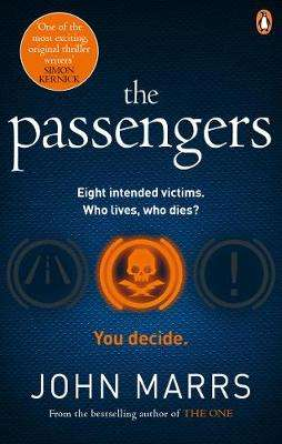 Cover of Passengers - John Marrs - 9781785038884