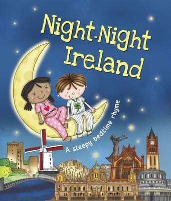 Cover of Night- Night Ireland - 9781785533365