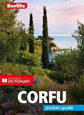 Cover of Berlitz Pocket Guide Corfu (Travel Guide with Free Dictionary) - 9781785731501