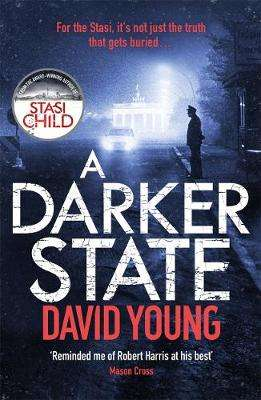 Cover of A Darker State - David Young - 9781785760709