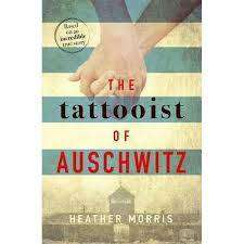 Cover of Tattooist of Auschwitz - Heather Morris - 9781785763656