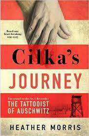 Cover of Cilka's Journey - Heather Morris - 9781785769139