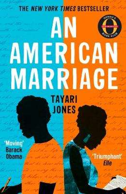 Cover of An American Marriage - Tayari Jones - 9781786075192