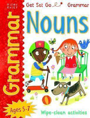 Cover of Get Set Go Grammar: Nouns - Fran Bromage - 9781786171900