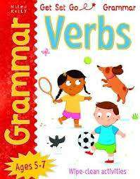 Cover of Get Set Go Grammar: Verbs - Fran Bromage - 9781786171917