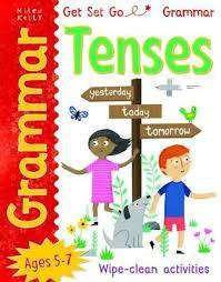 Cover of Get Set Go Grammar: Tenses - Fran Bromage - 9781786171924