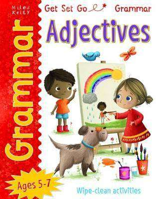 Cover of Get Set Go Grammar: Adjectives - Fran Bromage - 9781786171931