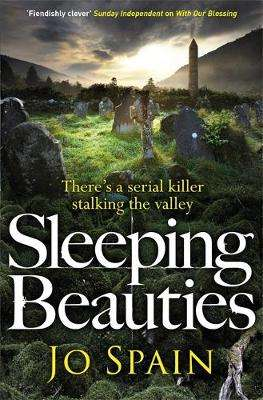 Cover of Sleeping Beauties: (An Inspector Tom Reynolds Mystery Book 3) - Jo Spain - 9781786483942