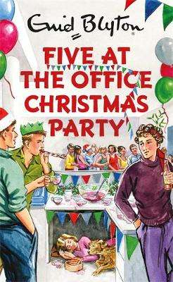 Cover of Five at the Office Christmas Party - Bruno Vincent - 9781786487674