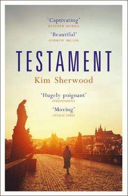 Cover of Testament: Longlisted for the Desmond Elliot Prize - Kim Sherwood - 9781786488688