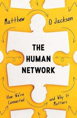 Cover of The Human Network - Matthew O. Jackson - 9781786490223