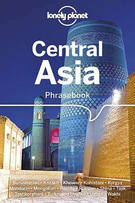 Cover of Lonely Planet Central Asia Phrasebook & Dictionary - Lonely Planet - 9781786570604