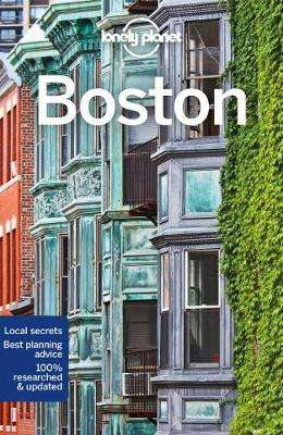 Cover of Lonely Planet Boston - Lonely Planet - 9781786571786
