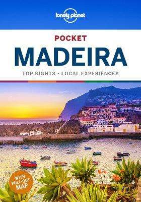 Cover of Lonely Planet Pocket Madeira - Lonely Planet - 9781786571830